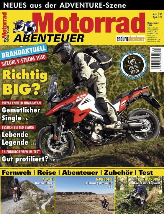MotorradABENTEUER März/April 2020