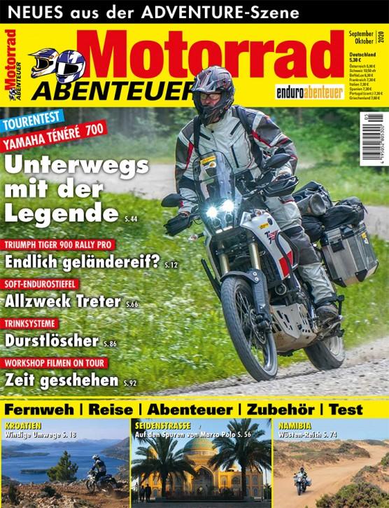 MotorradABENTEUER September/Oktober 2020