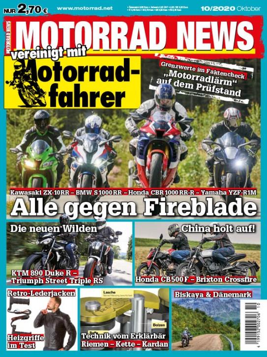 MOTORRAD NEWS 10/2020