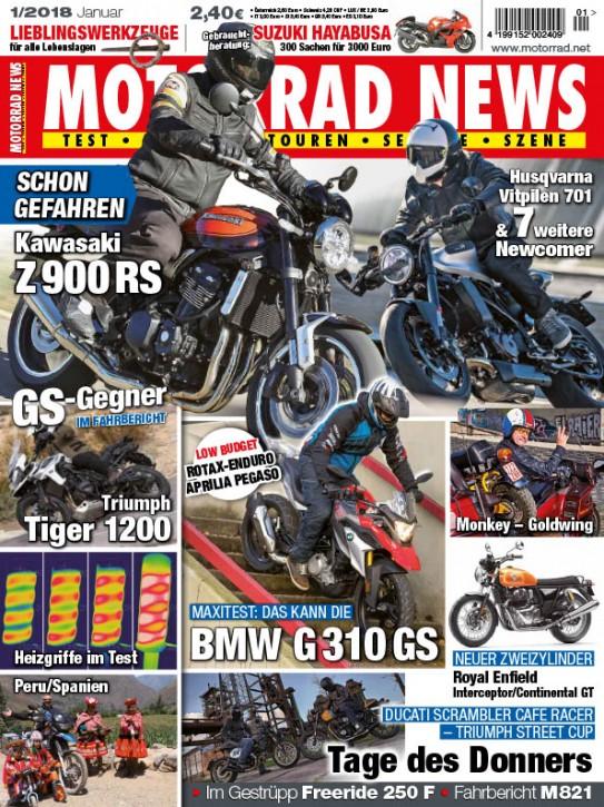 MOTORRAD NEWS 1/2018