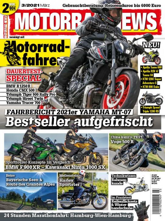 MOTORRAD NEWS 3/2021