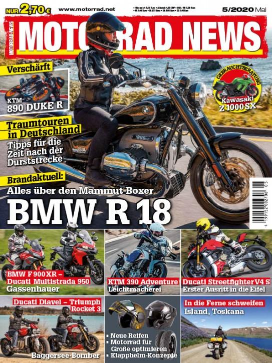 MOTORRAD NEWS 5/2020