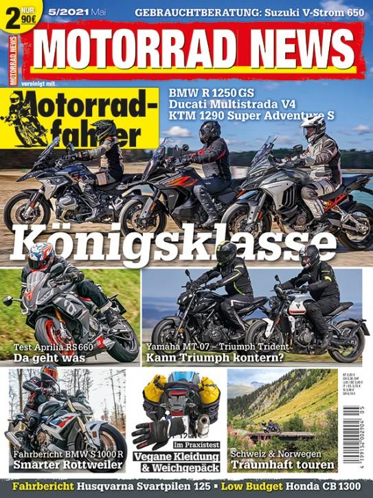 MOTORRAD NEWS 5/2021
