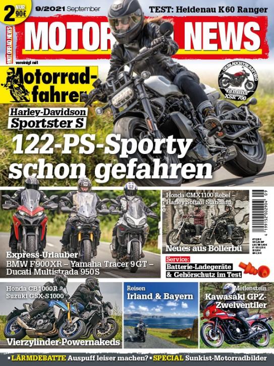 MOTORRAD NEWS 9/2021