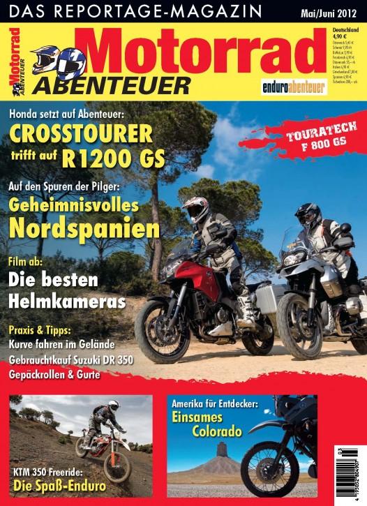 MotorradABENTEUER Mai/Juni 2012