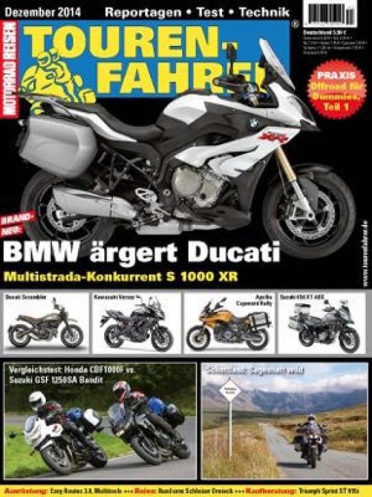 TOURENFAHRER Dezember 2014 gedruckte Ausgabe