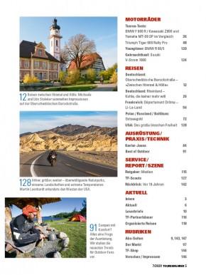 TOURENFAHRER Juli 2020 gedruckte Ausgabe