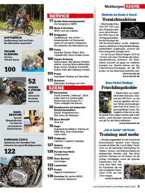 MOTORRAD NEWS 5/2021 E-Paper