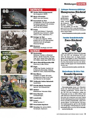 MOTORRAD NEWS 10/2021 E-Paper
