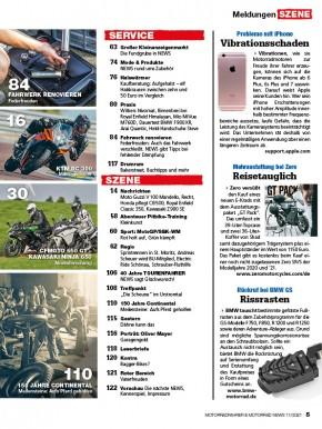 MOTORRAD NEWS 11/2021 E-Paper