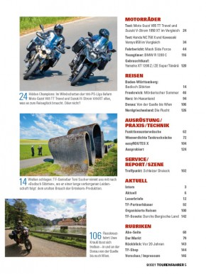 TOURENFAHRER August 2021 E-Paper
