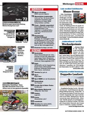 MOTORRAD NEWS 3/2020 E-Paper