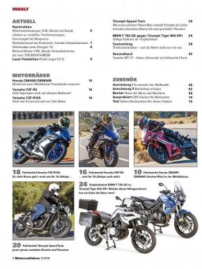 MOTORRADFAHRER März 2019 gedruckte Ausgabe