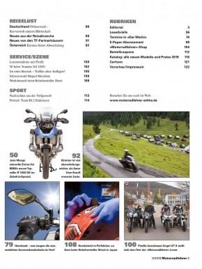 MOTORRADFAHRER Juni 2019 gedruckte Ausgabe