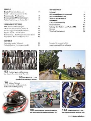 MOTORRADFAHRER August 2019 E-Paper