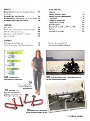 MOTORRADFAHRER November 2019 E-Paper