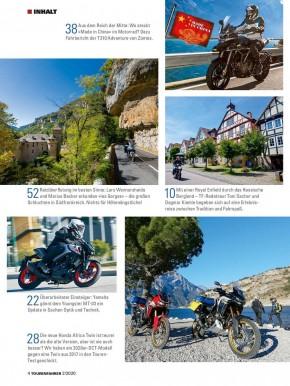 TOURENFAHRER Februar 2020 gedruckte Ausgabe
