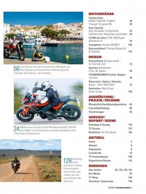 TOURENFAHRER März 2020 gedruckte Ausgabe