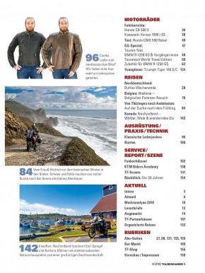 TOURENFAHRER April 2019 gedruckte Ausgabe