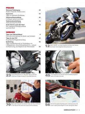 Motorrad Gebrauchtkauf 2017 E-Paper