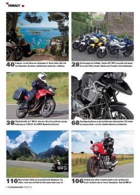 TOURENFAHRER Oktober 2012 gedruckte Ausgabe