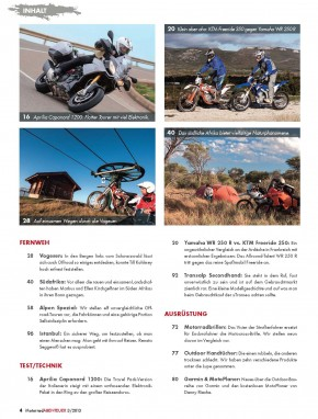 MotorradABENTEUER Mai/Juni 2013 E-Paper