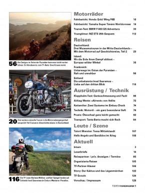 TOURENFAHRER Juli 2013 gedruckte Ausgabe