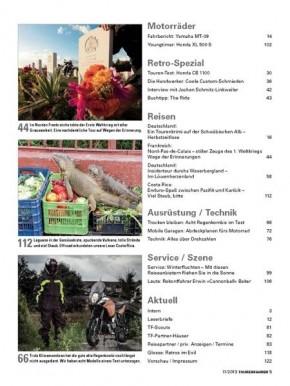 TOURENFAHRER November 2013 gedruckte Ausgabe