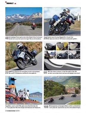 TOURENFAHRER März 2014 gedruckte Ausgabe