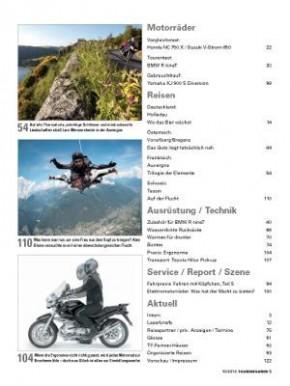TOURENFAHRER Oktober 2014 gedruckte Ausgabe