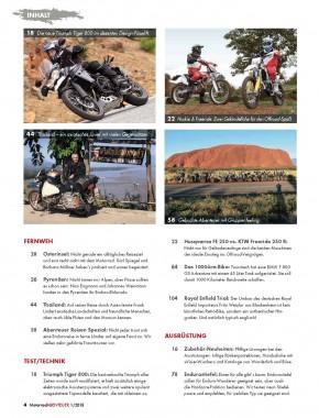 MotorradABENTEUER Januar/Februar 2015 E-Paper