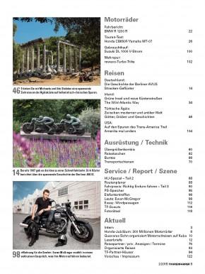TOURENFAHRER Februar 2015 gedruckte Ausgabe
