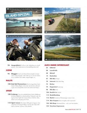 MotorradABENTEUER September/Oktober 2017 gedruckte Ausgabe
