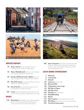MotorradABENTEUER September/Oktober 2016 gedruckte Ausgabe