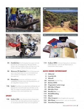 MotorradABENTEUER November/Dezember 2016 gedruckte Ausgabe