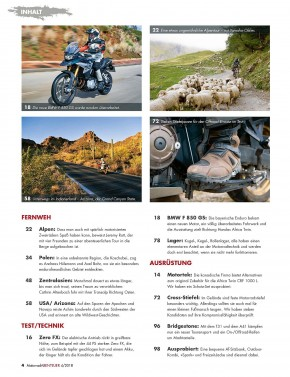 MotorradABENTEUER Juli/August 2018 gedruckte Ausgabe