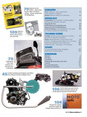 MOTORRADFAHRER März 2015 gedruckte Ausgabe