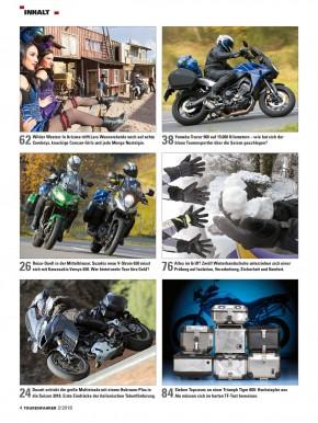 TOURENFAHRER Februar 2018 gedruckte Ausgabe