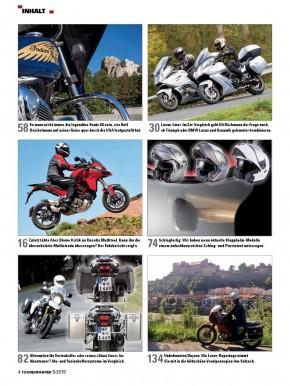 TOURENFAHRER Mai 2015 gedruckte Ausgabe