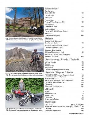 TOURENFAHRER August 2016 gedruckte Ausgabe