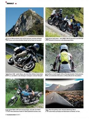 TOURENFAHRER September 2017 gedruckte Ausgabe