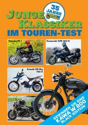 TOURENFAHRER November 2016 gedruckte Ausgabe